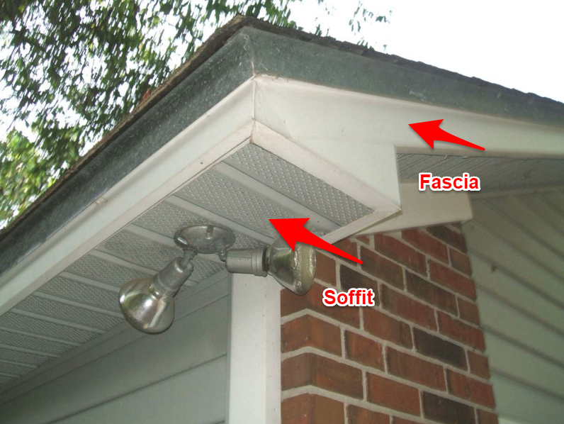 what are soffits and fascia